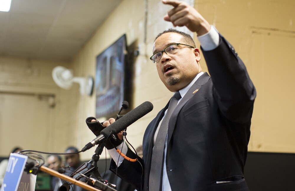 The Trouble With Keith Ellison