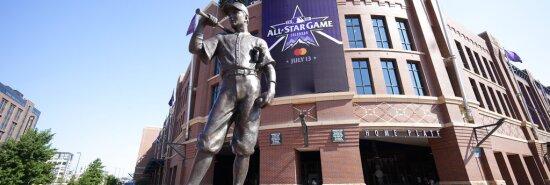 All Star Game Denver Baseball