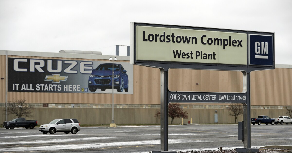 Trump says General Motors will sell idled Lordstown factory