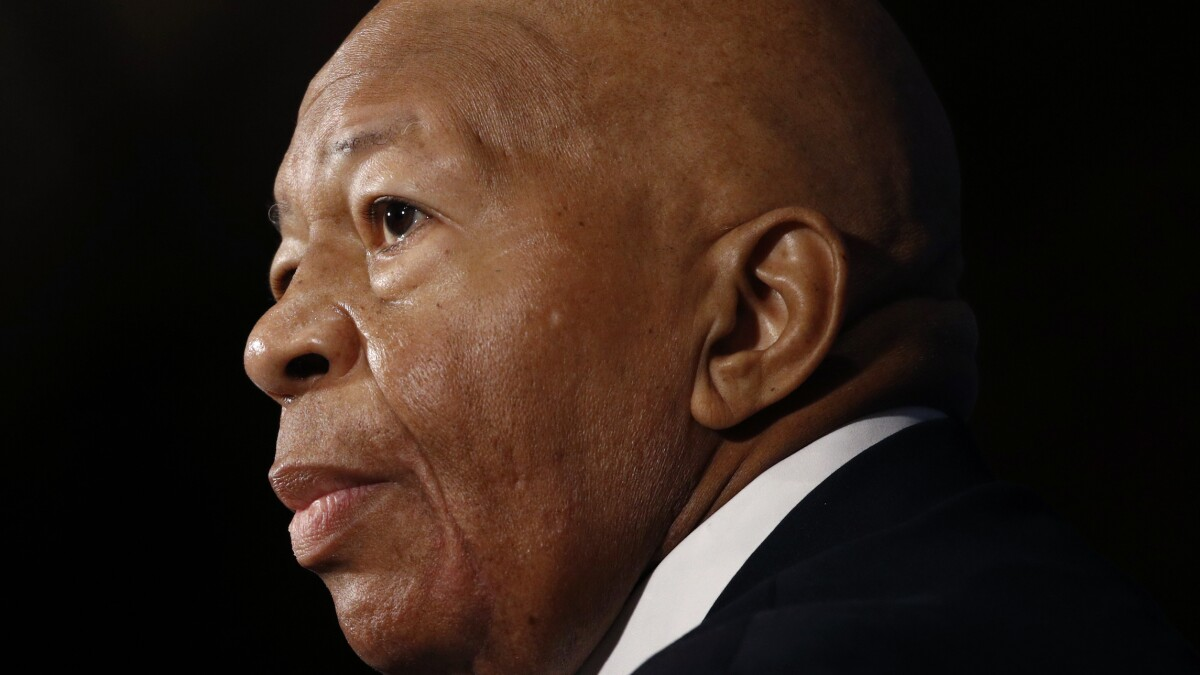 'Congress has lost a champion': Twitter reacts to death of Elijah Cummings