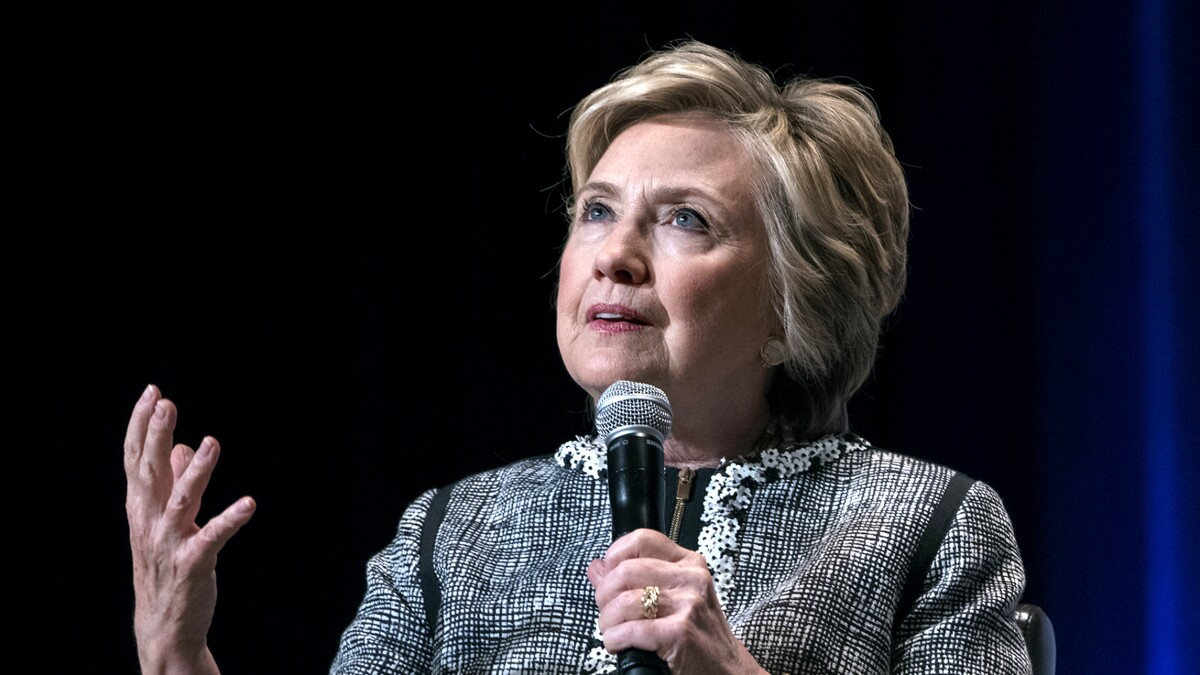 Google search likely stoked fear China hacked Hillary Clinton's private email server