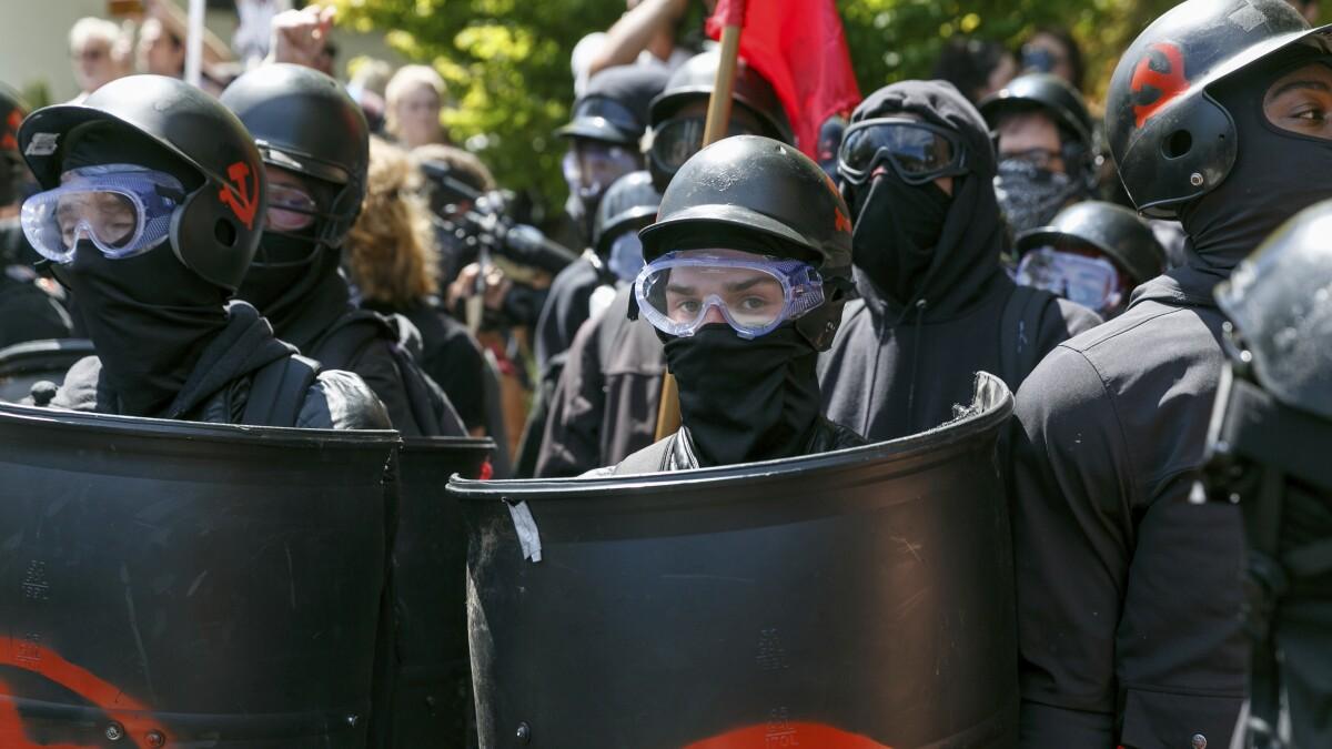 Antifa group to join pro-gun rally at Virginia Capitol