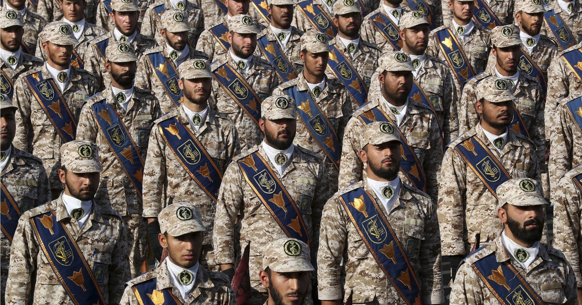 Pressure Iran with expanded sanctions on Iraqi militias