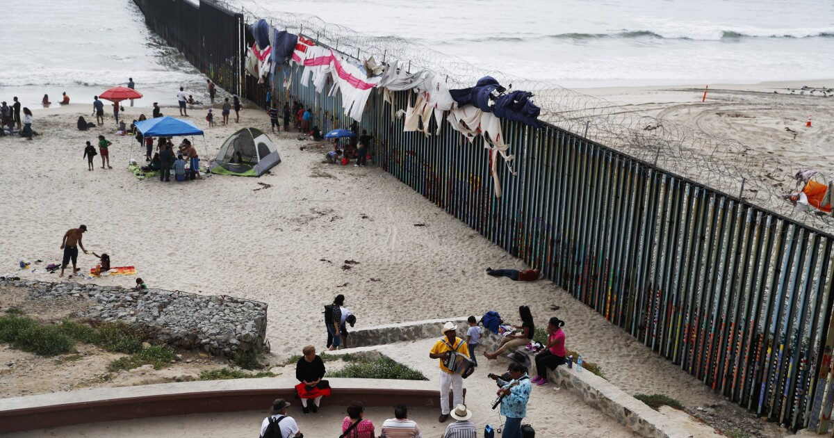 Senate will try to advance stalled border deal