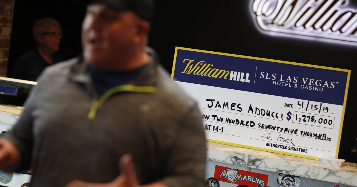 Man who won $1 2 million on Tiger Woods' victory claims it was his