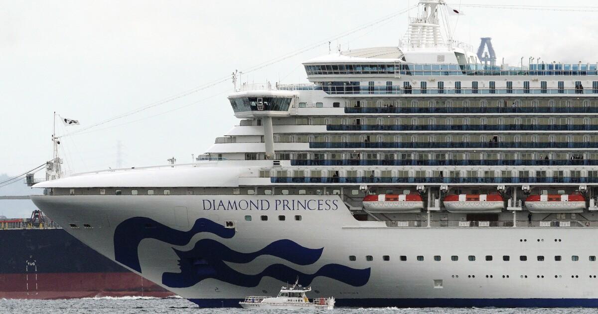 US sending charter plane to evacuate American travelers aboard coronavirus cruise
