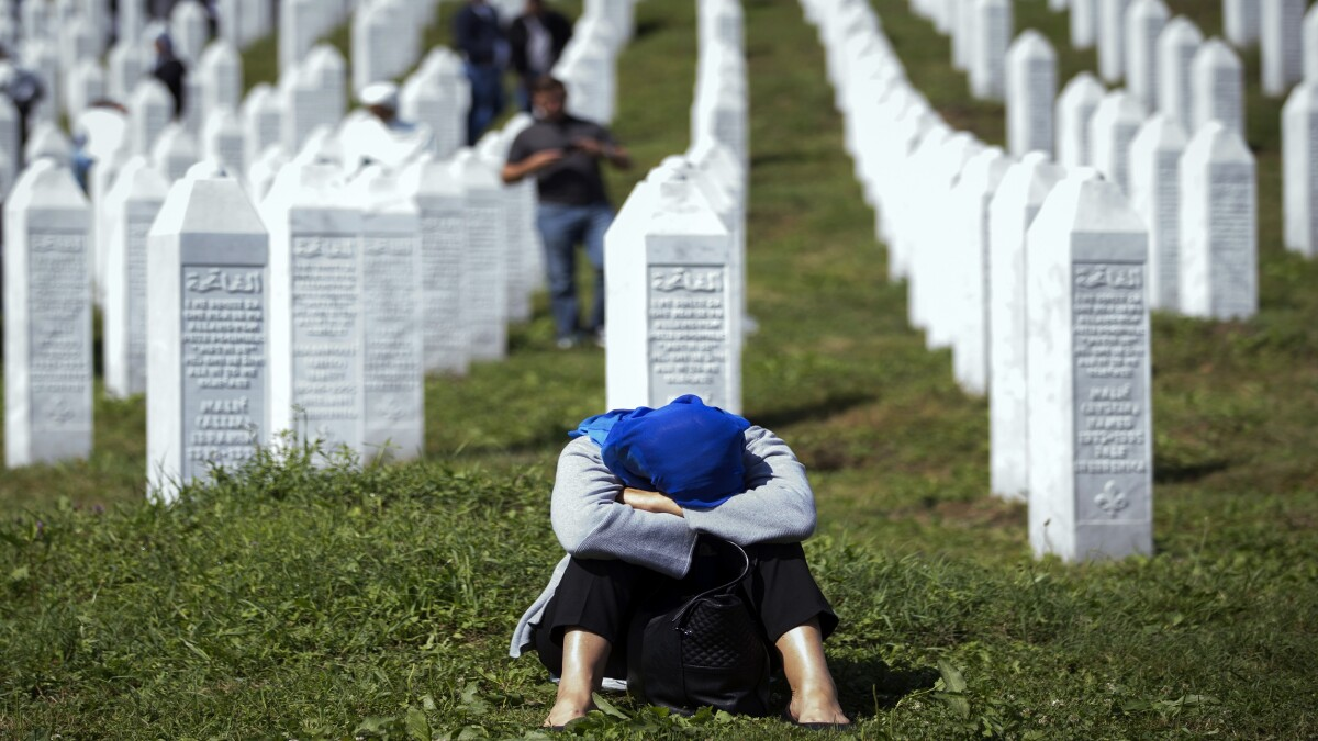 European court orders church removed from Srebrenica genocide victims' land