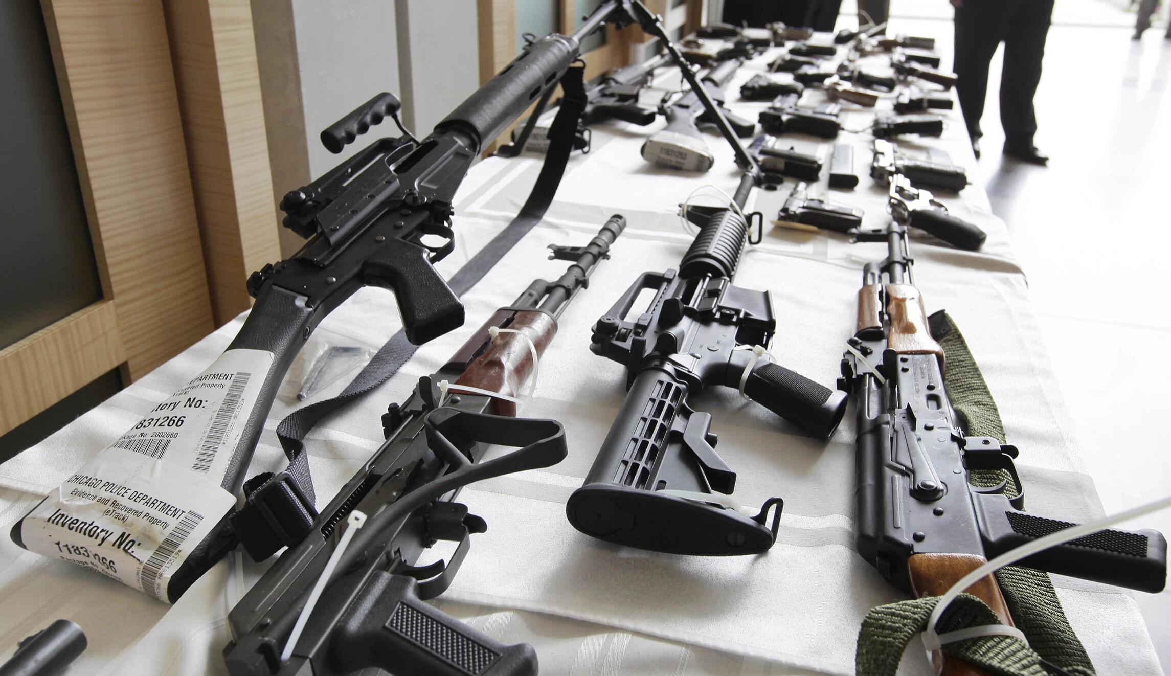 House Democrats introduce bill prohibiting sale of semi-automatic
