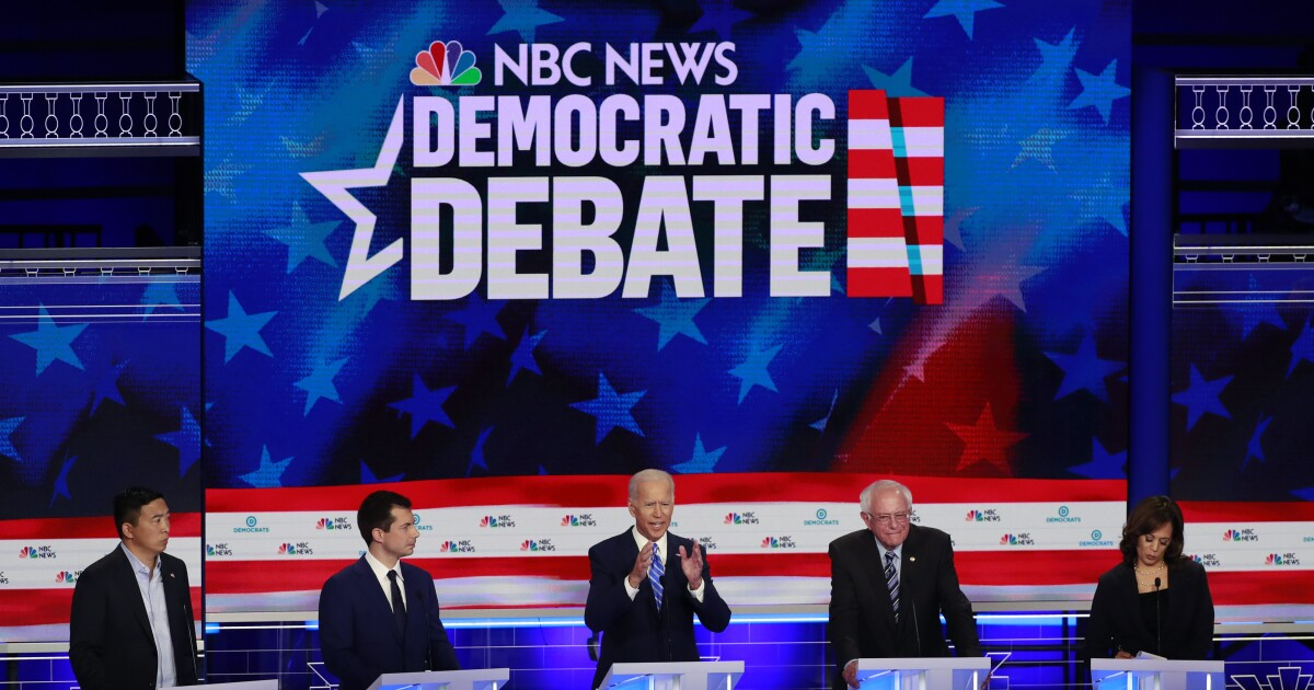 Full transcript of night two of first 2020 Democratic