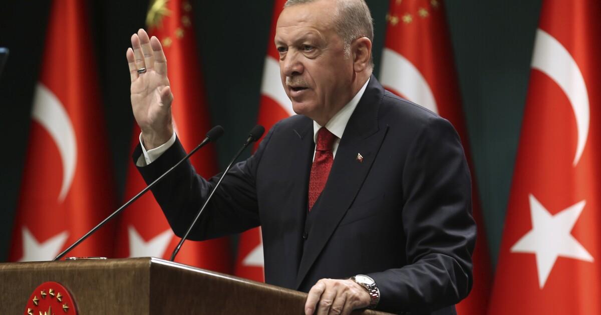 Erdogan breaks with Trump over Israel deals and...