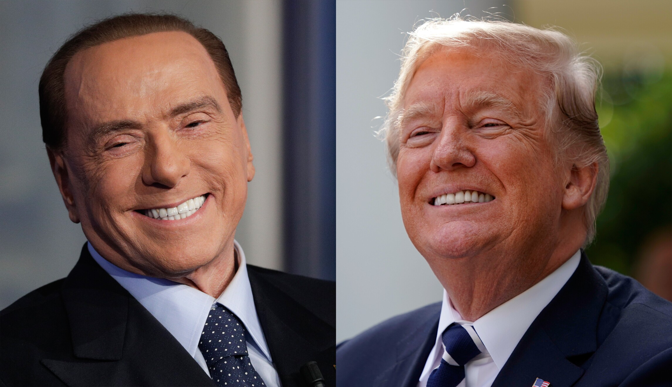 We Might Be Heading For The Trump Berlusconi Show