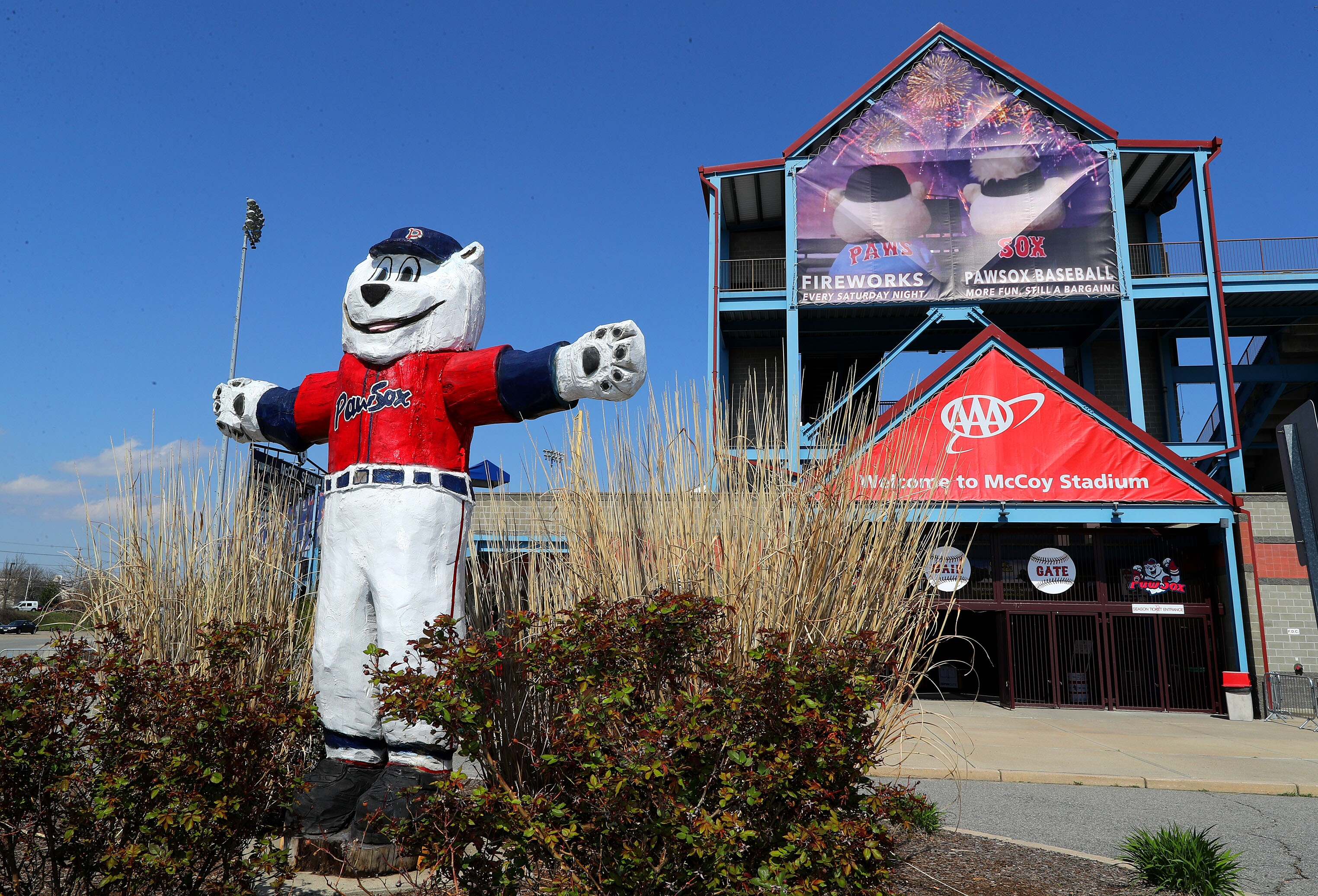 How Rhode Island Lost the PawSox