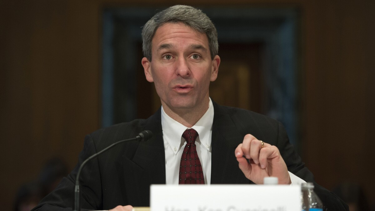 Conservatives want Cuccinelli for DHS, will 'make America great again'