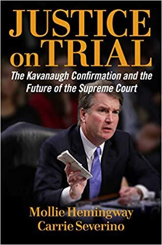 Ignored by media bigs, book on Kavanaugh fight debuts #3 in NYT