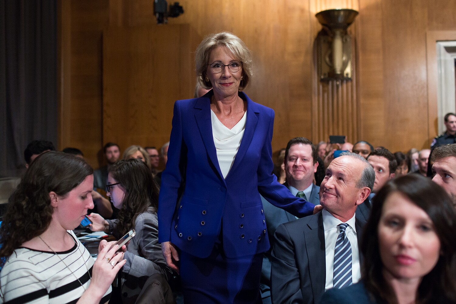 How Unqualified Is Betsy Devos >> Stop Saying Betsy Devos Is Uninformed And Unqualified