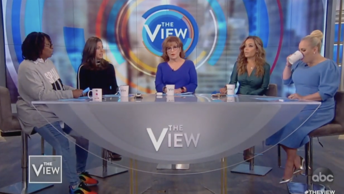 'Put a fork in it, the campaign is over': <i>The View</i> slams Julián Castro's 'ageism'