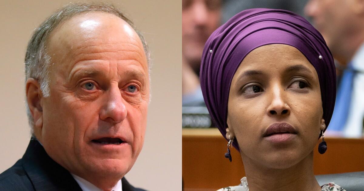 Flashback: House named and shamed Steve King, but not Ilhan Omar