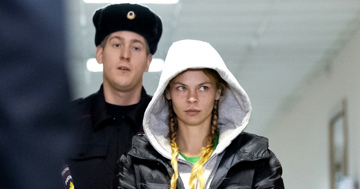 Image result for Russian Hooker Who Promised to Spill 'Trump-Russia' Secrets Admits She Made Up Claims to Save Her Life