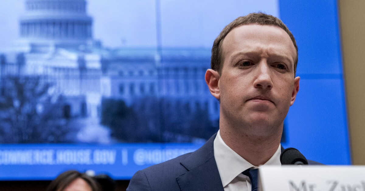 Facebook says it 'mistakenly deleted' years of Mark Zuckerberg's Facebook posts
