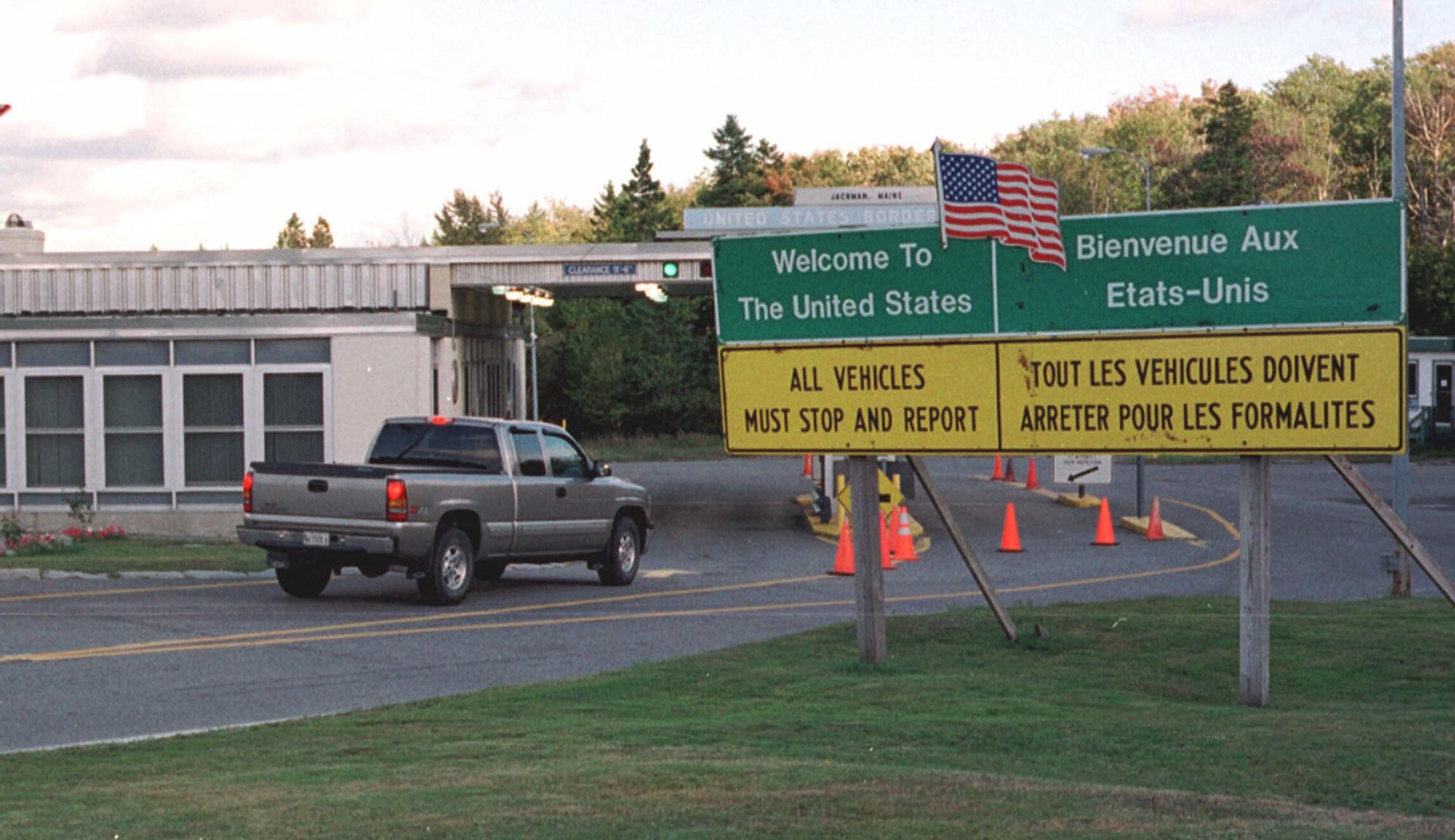 Protecting U.S. Northern Border with the Slash CameraPole