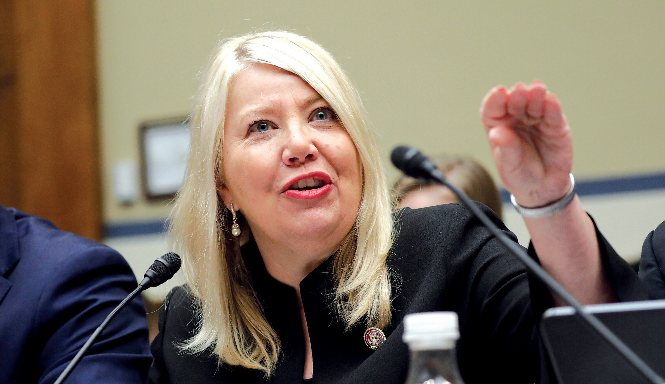 The unlikely congresswoman: Debbie Lesko hits the ground running