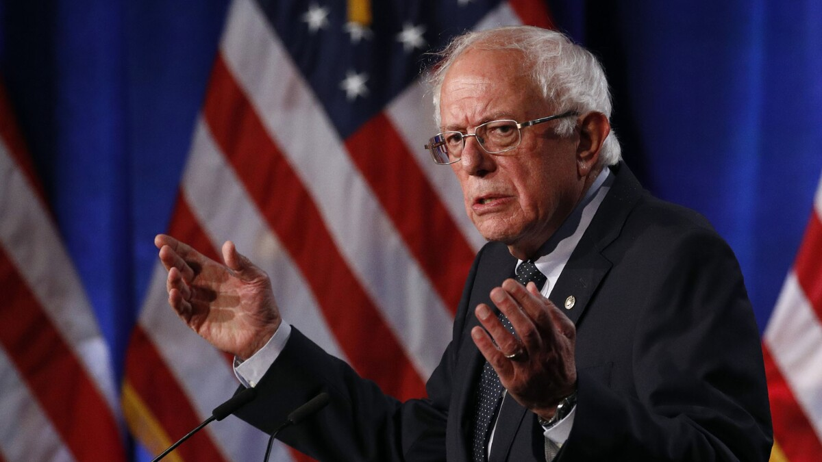 Sanders' Green New Deal: Same stale, bad ideas for one-sixth the price