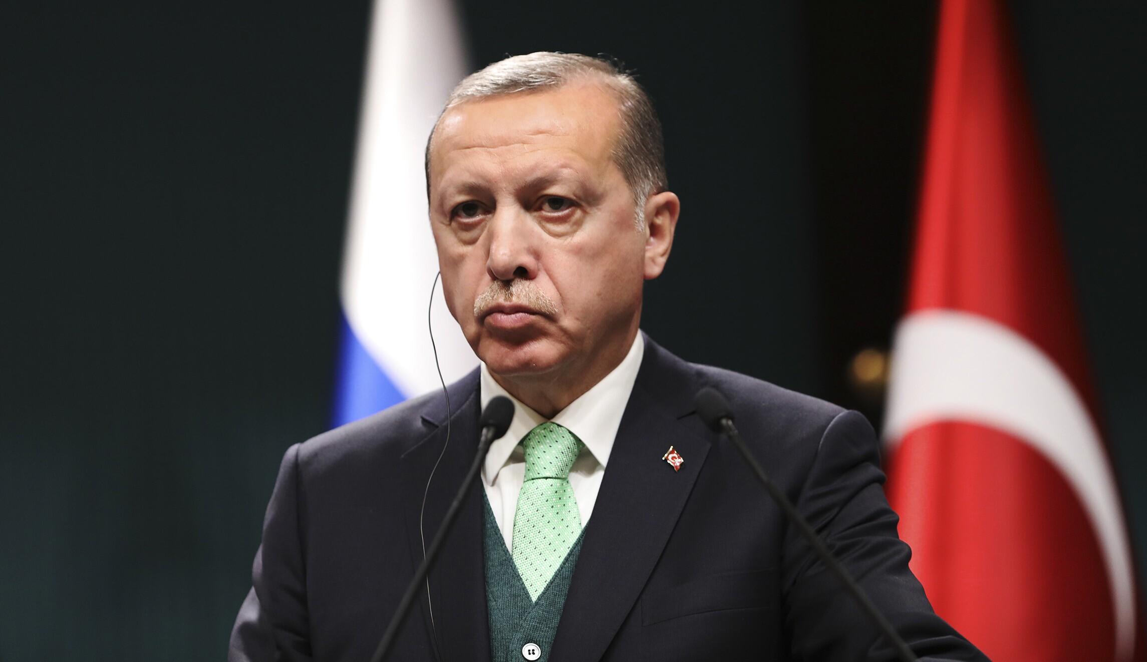Why Turkey S Erdogan Is Threatening Israel