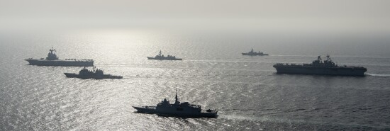 Persion Gulf Tensions
