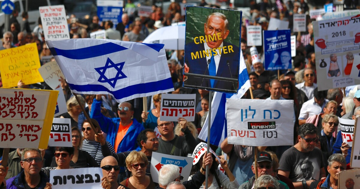 Netanyahu's reelection would benefit Israel and world peace