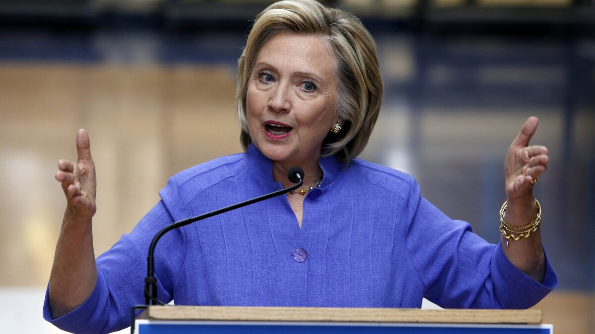 State Department review of Clinton emails finds 30 security incidents