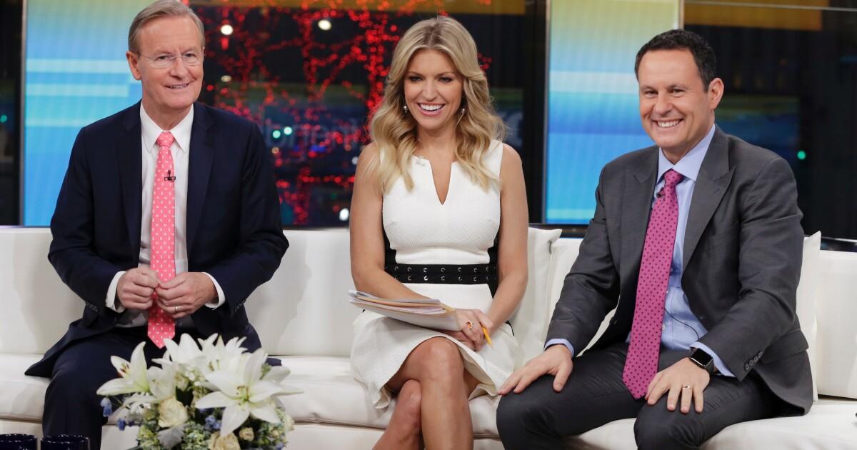 Fox & Friends: Media is intentionally trying to crash economy - Washington Examiner