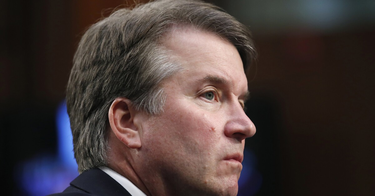 Top Judiciary Republican demands update on criminal referrals on 'bogus' Brett Kavanaugh allegations