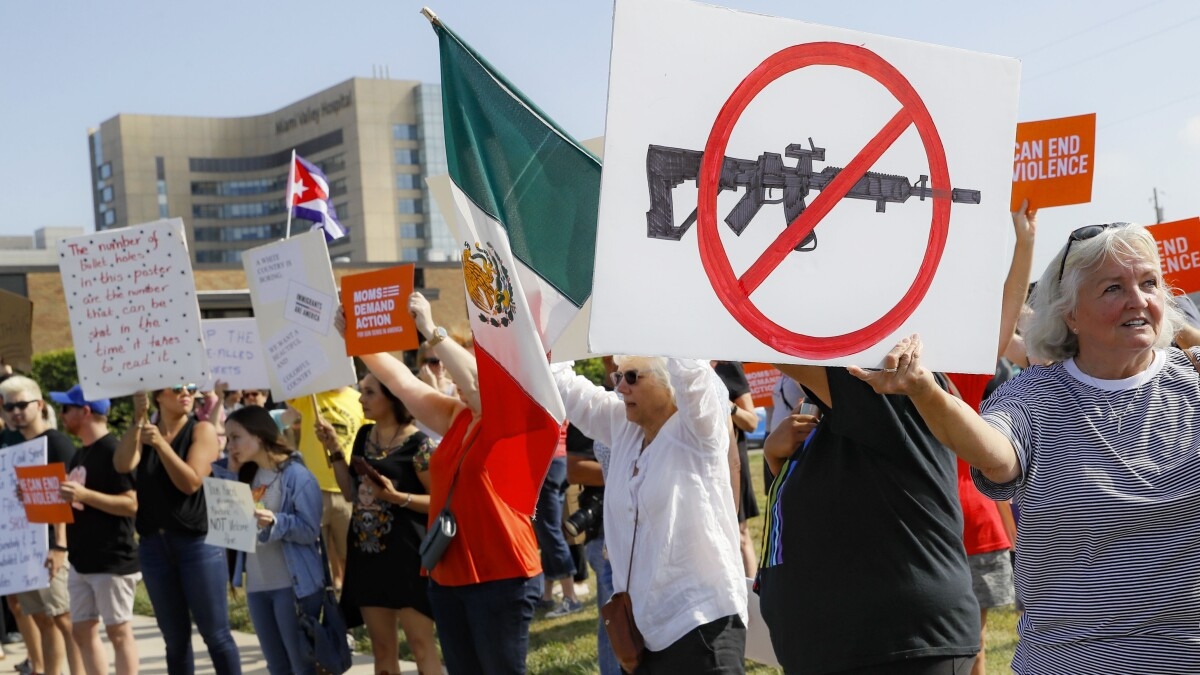 The post-shooting gun control debate proves 'bringing people together' is a pipe dream