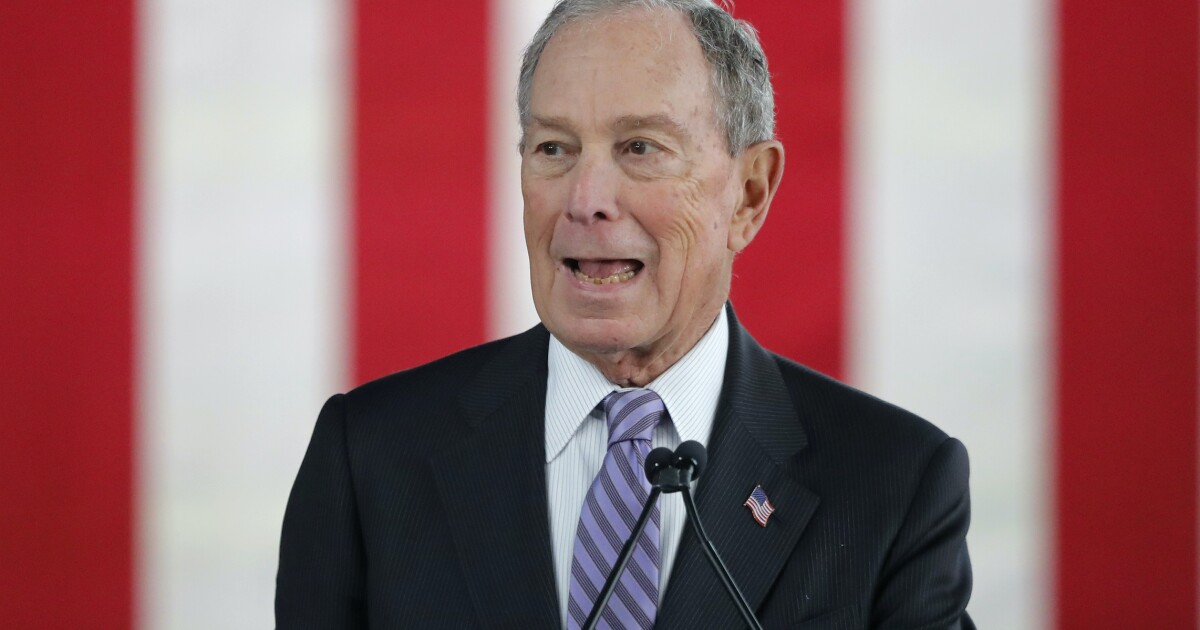 Democrats silent on Mike Bloomberg's long record of Islamophobia
