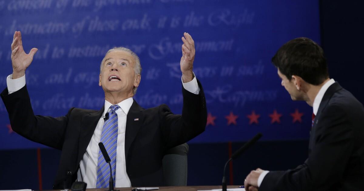 Joe Biden was Trump before Trump