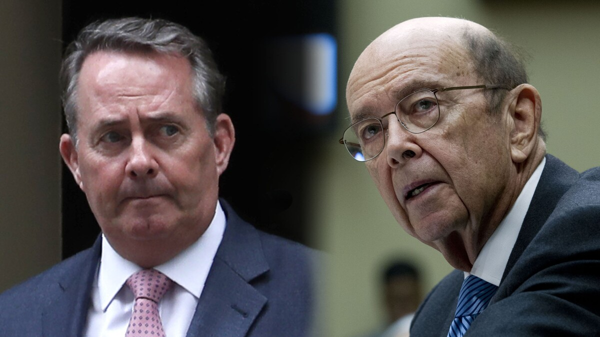 US rift with UK deepens as Commerce Secretary Wilbur Ross cancels meeting over presence of British ambassador