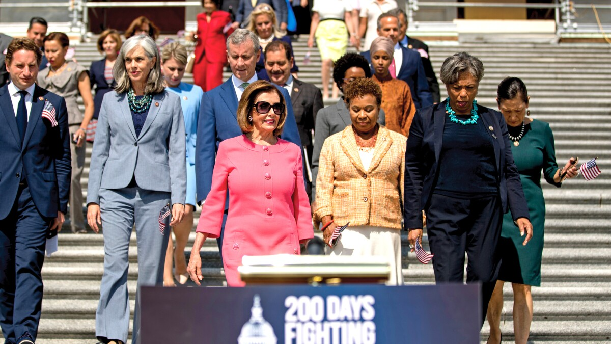 WB WHITE HOUSE - 2020 campaign goes ugly early