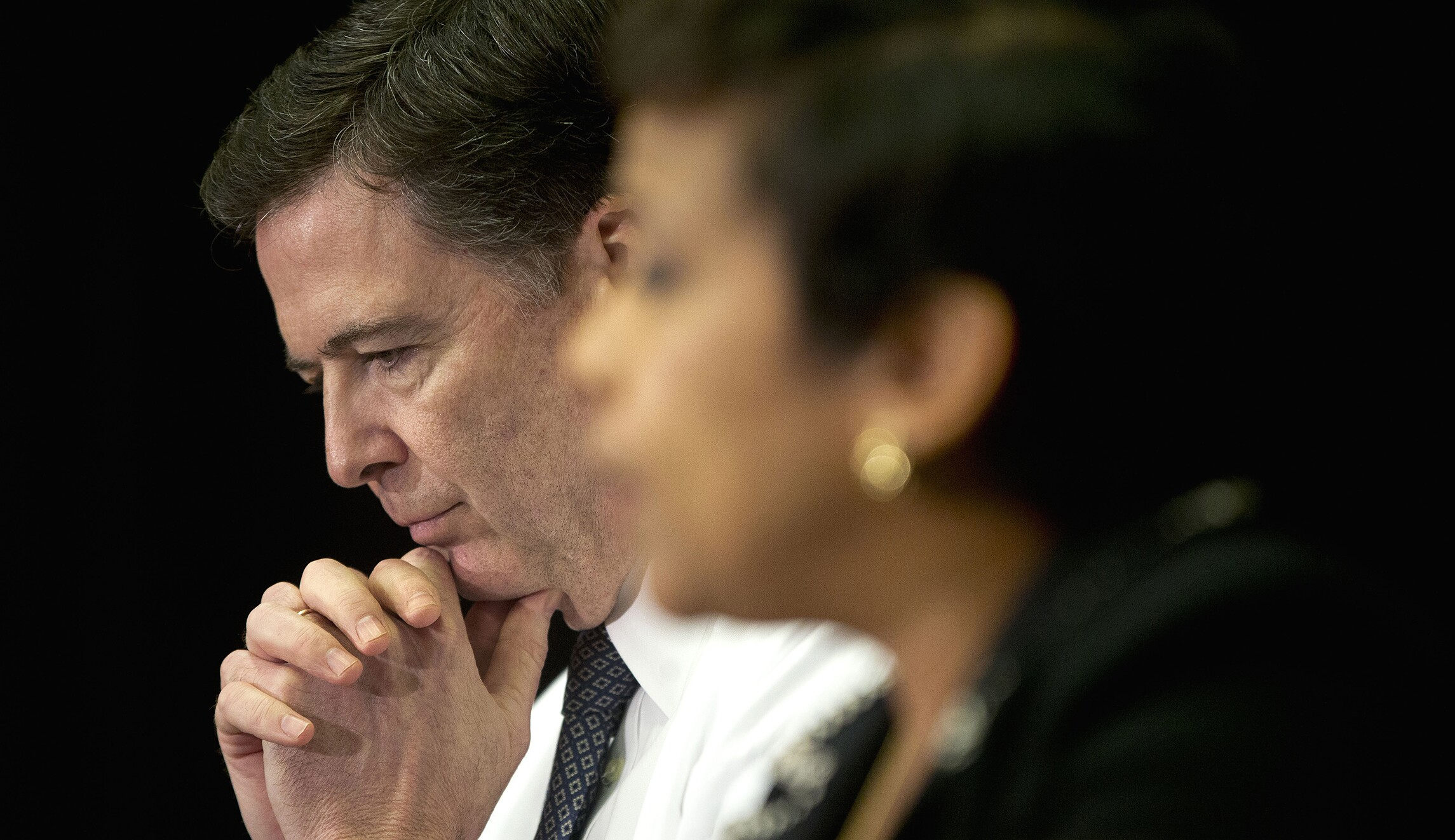 James Comey teases Loretta Lynch bombshell, says she was