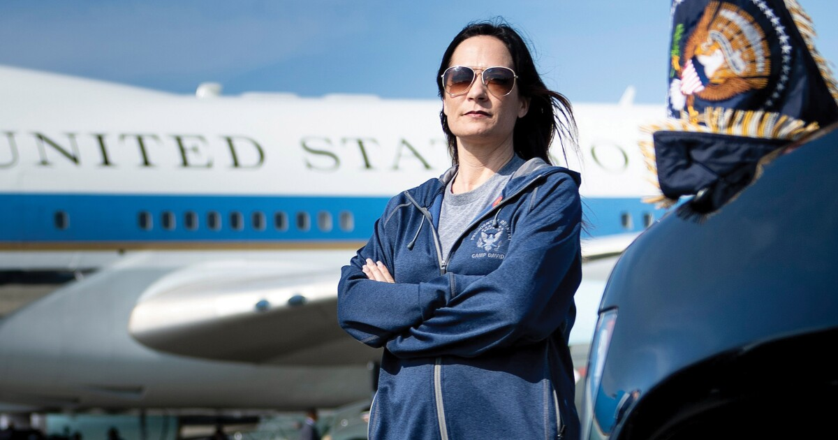 A press secretary who redefines the job - Washington Examiner
