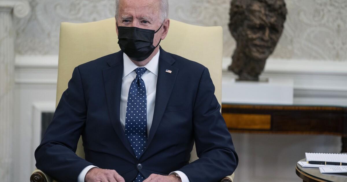 Biden throws gasoline on the Chauvin trial