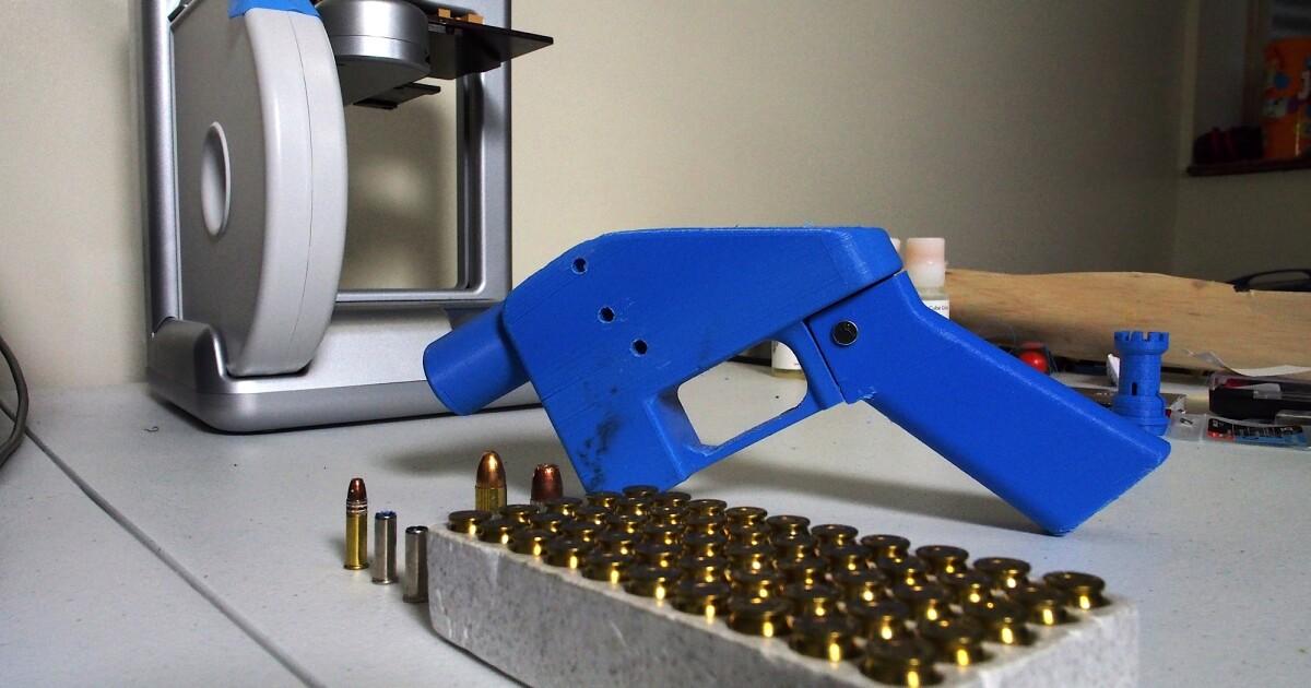 事实核查:你能用3D打印机制作AR-15吗?