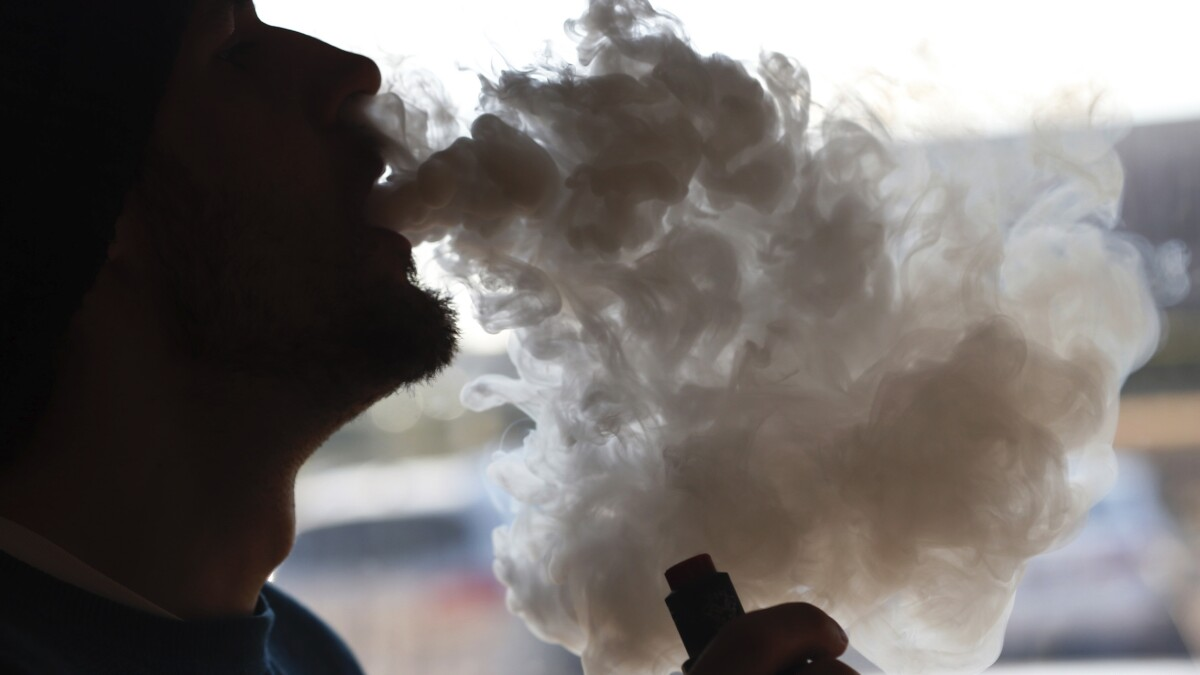 Up in smoke: India to ban vaping, violators could face up to six months in prison