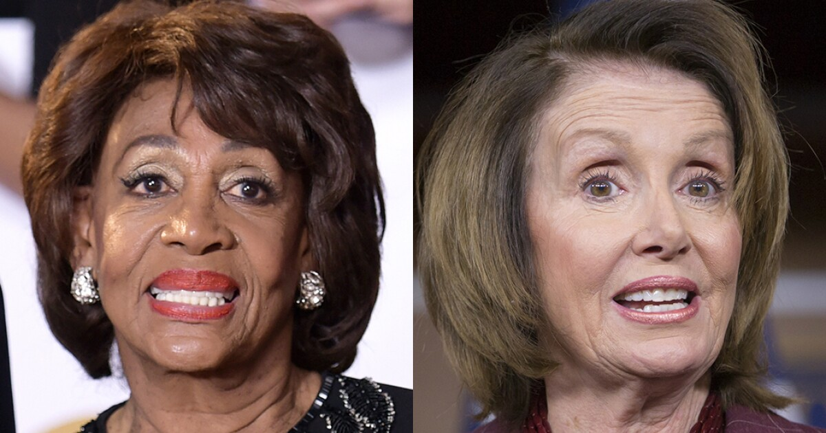 Maxine Waters' 'wig,' Pelosi's 'dentures,' and other questions ...