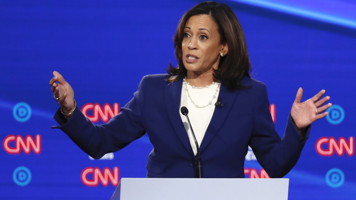 Kamala Harris says 'women will die' without pro-abortion laws. What about babies?