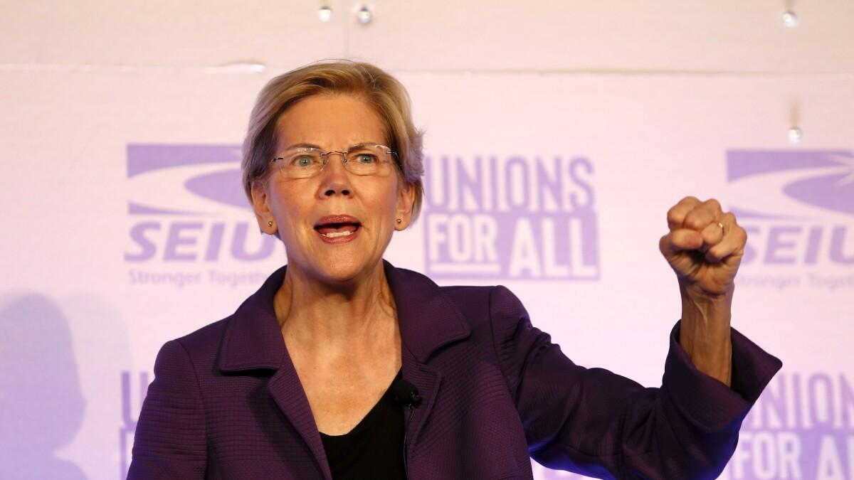 Elizabeth Warren pans Beto O'Rourke's threat to nix religious tax exemption