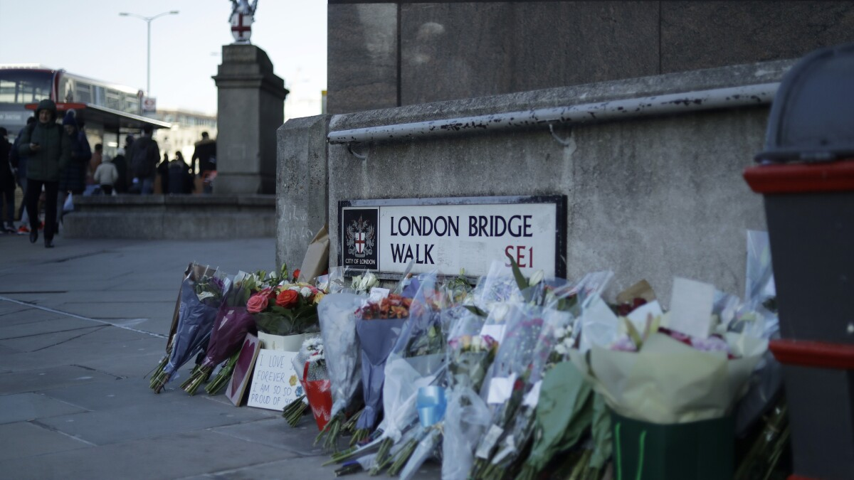 ISIS associate of London Bridge attacker arrested