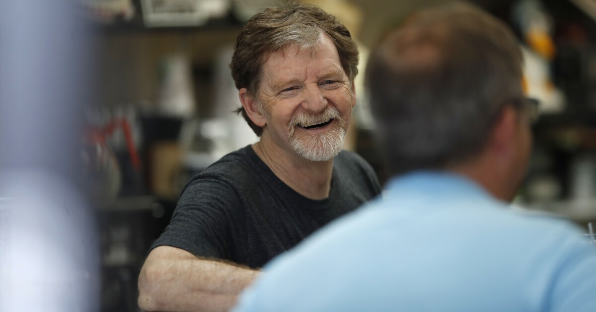 The woke crusade against Christian baker Jack Phillips continues