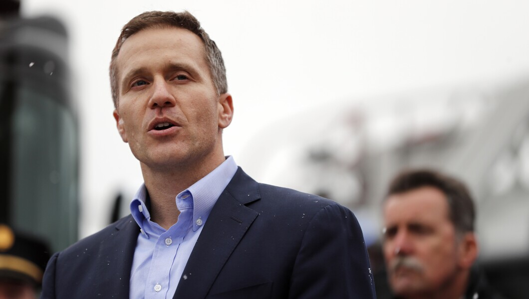 Eric Greitens Accuser Wavers On Blackmail Charges