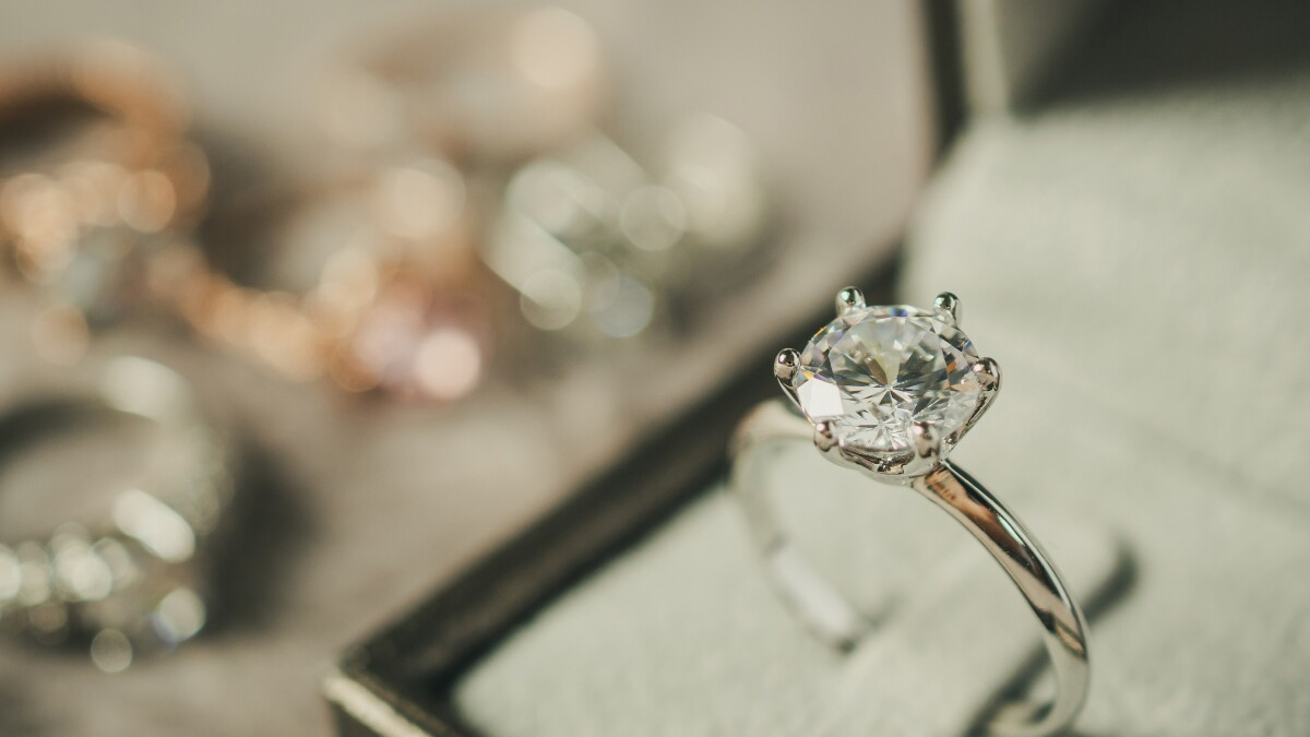 'I popped that sucker off': California woman eats engagement ring in her sleep