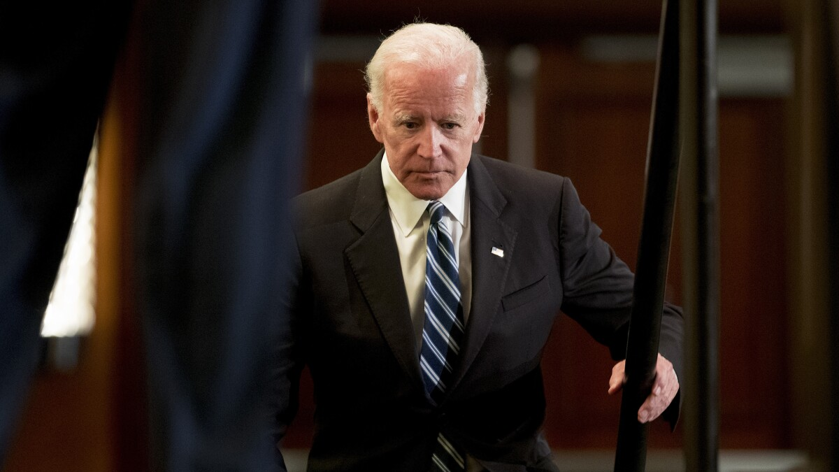 Former White House chief of staff: Biden was 'confused' when leading Clarence Thomas confirmation hearings
